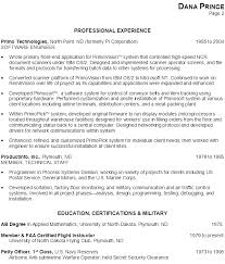 security clearance resume example resume for a software engineer programmer susan ireland resumes