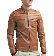 the leather jackets which we offer present a blend of stylishness and comfort made using the best leather material these leather jackets excellent