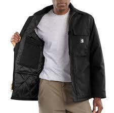 Carhartt Extremes Coat/Arctic Quilt Lined & List Price: $135.00 Adamdwight.com