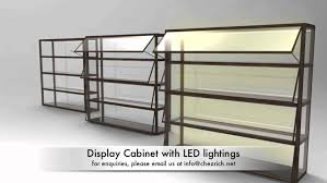 chezrich custom display cabinets you cases for collectibles