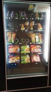Frozen Food Vending Machine Gorgeous Vending Machine With Frozen Food Items Yelp