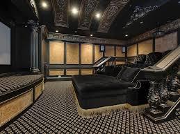 Home Theater Design Dallas Style