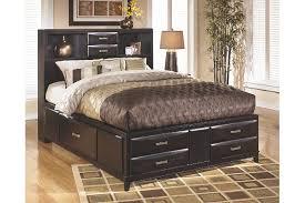 Kira King Storage Bed