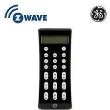 ge z wave wireless lighting control lcd remote ge wave wireless lighting control