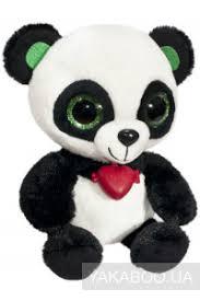 <b>Мягкая игрушка Fancy Глазастик</b> Панда (GPA0S) купить в ...