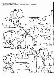 Printable worksheets for kids logic drawings to learn spanish 42