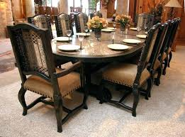 modern oval dining table various room set best improbable solid wood and chairs