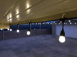 How To Hang String Lights On Aluminum Patio Cover The New Flat Alumahooks Work Great On Most Aluminum Patio