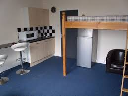 this studio flat is so cosy it has a fridge under the bed and a shower next to the sofa nottinghamshire live