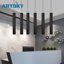 modern spot lighting. Pendant Lights Modern Kitchen Lamp Dining Room Bar Counter Shop Pipe Spot Cylinder Lighting