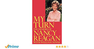 Nancy Reagan Astrology Chart My Turn The Memoirs Of Nancy Reagan Amazon Co Uk Nancy