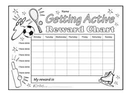 Printable Behavior Charts Online Charts Collection
