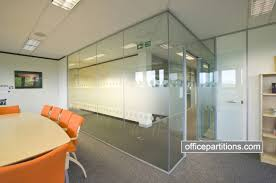 office dividers glass. frameless glass partition office dividers f