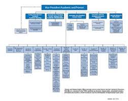 Organizational Chart University Of Victoria
