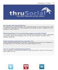 Thrusocial - Template Tutorial: Adding A Blog Tab To Your Facebook Page