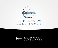Beach House Logo Design Traditional Personable House Logo Design For Southern View