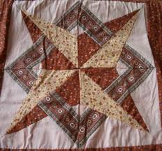 Star Pattern Quilt Simple Star Quilt Block Pattern