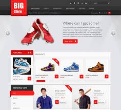 Ecommerce Website Template Extraordinary Ecommerce Website Designs Psd 28 Free Beautiful Ecommerce Psd
