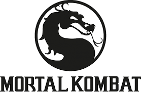 Mortal Kombat Logo Video Games