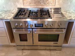 double oven gas range. Side By Oven Gas Range Double
