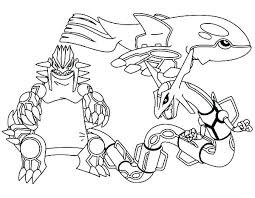 Pokemon Coloring Pages Eevee Evolutions All Sylveon Together Color C