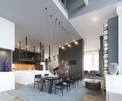 modern house interior dining room. Fine House To Modern House Interior Dining Room G