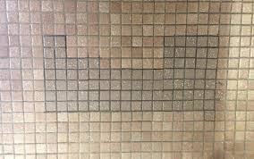 These tiles in the bathroom of the chemistry department kind of ...