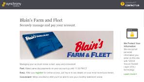 blain s farm fleet blains farm and fleet credit card payment