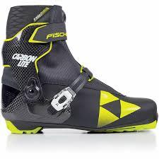 Fischer Nordic Ski Size Chart Fischer Carbonlite Skate Nordic Boots 2019 20