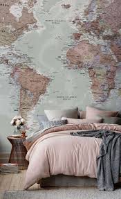 Travel Wall Ideas World Maps - Best Of Travel Wall Ideas World Maps, Large  World