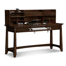 simple desks for home office. Picture Of Luxury Unique Brown Simple Desk With Many Rack Style For Your Handphone And Computer Desks Home Office E