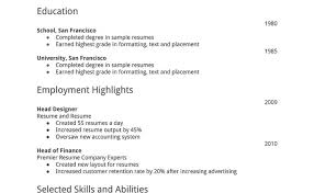 How To Write A Good Resume With No Work Experience Resume Template