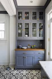 White And Gray Kitchen Before And After A White And Gray Kitchen Renovation Huffpost