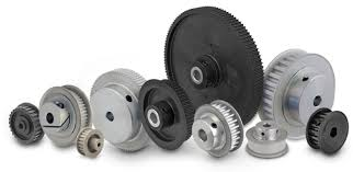 Timing Belt Pulleys For A Variety Of Timing Belt Profiles