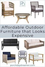 affordable outdoor furniture outdoor