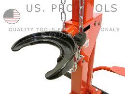 hydraulic spring compressor. hydraulic strut coil spring compressor station 2200lbs us10100