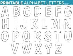 Free Templates For Letters Classy Block Letter Templates Free Printable Block Letters And Titles