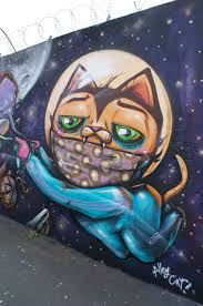 Alley Cat Designs Lachlan Hansen Alley Cat Illustration Graffiti Design