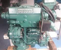 Volvo Penta 2030d Inboard Marine Diesel Engine In Very Good Condition Marine Diesel Engine Diesel Engine Volvo