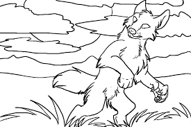 Small Picture Werewolf Coloring Pages 25538 Bestofcoloringcom