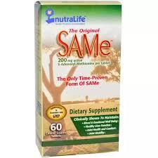 Nutralife <b>Original Sam-E</b> (<b>S-Adenosyl-L-Methionine</b>)