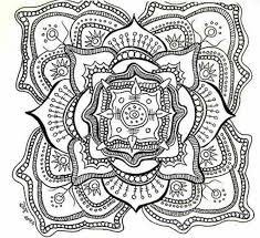 Small Picture Detailed Coloring Pages To Print Best Complicated Printable