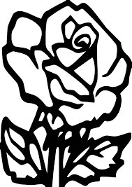 Small Picture Rose Coloring Pages Wecoloringpage