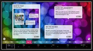 Tiki Toki Timeline Maker Beautiful Web Based Timeline Software