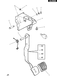 Opel brake pedal rh varuosad alvadi ee brake caliper diagram chevy drum brakes diagram