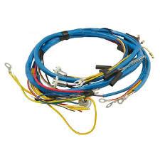 fordson dexta wiring loom fordson image wiring diagram fordson dexta super dexta tractor wiring loom on fordson dexta wiring loom