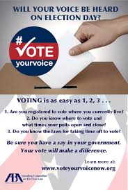 Bar Information Main Voter Association Arkansas -