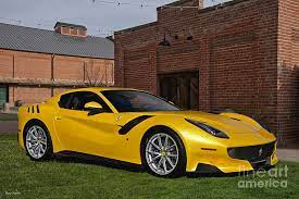 Rated 5 out of 5 stars. 2017 Ferrari F12 Berlinetta Photograph By Dave Koontz