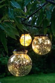 Large Crackle Solar Lights Solar Globe Lights Garden Tattooscollection Co
