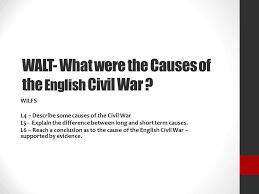 causes of civil war essay causes of civil war essay gxart long causes of the english civil war essay gxart orgwhat were the causes of english civil